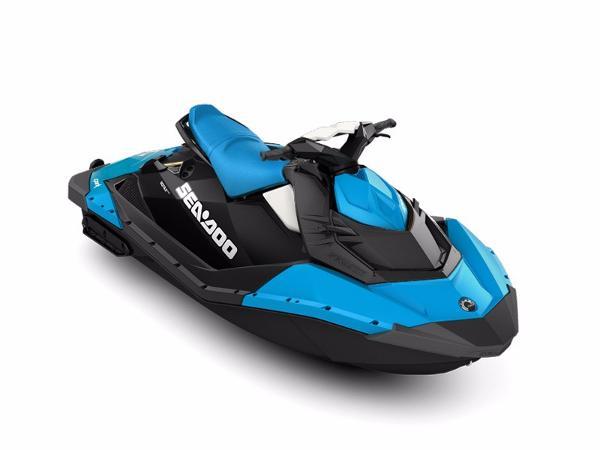 Sea-Doo SPARK™2-up Rotax 900 HO ACE IBR & CONV