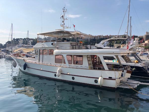 Custom Aegean 22m Trawler