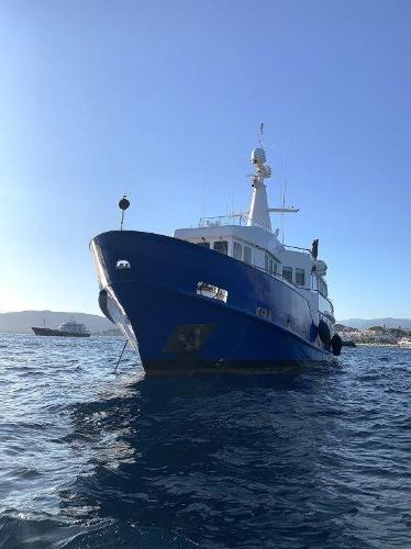 Custom Tugboat 110' Custom luxury Motor Yacht 110'