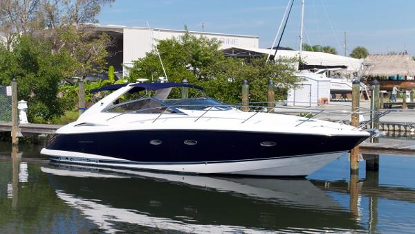 Sunseeker Portofino 35 Profile
