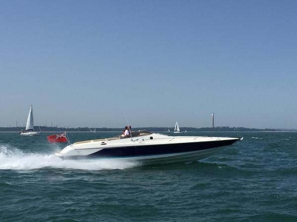 Hunton Thoroughbred 36