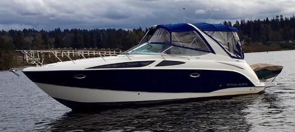 Bayliner 315 Cruiser Profile