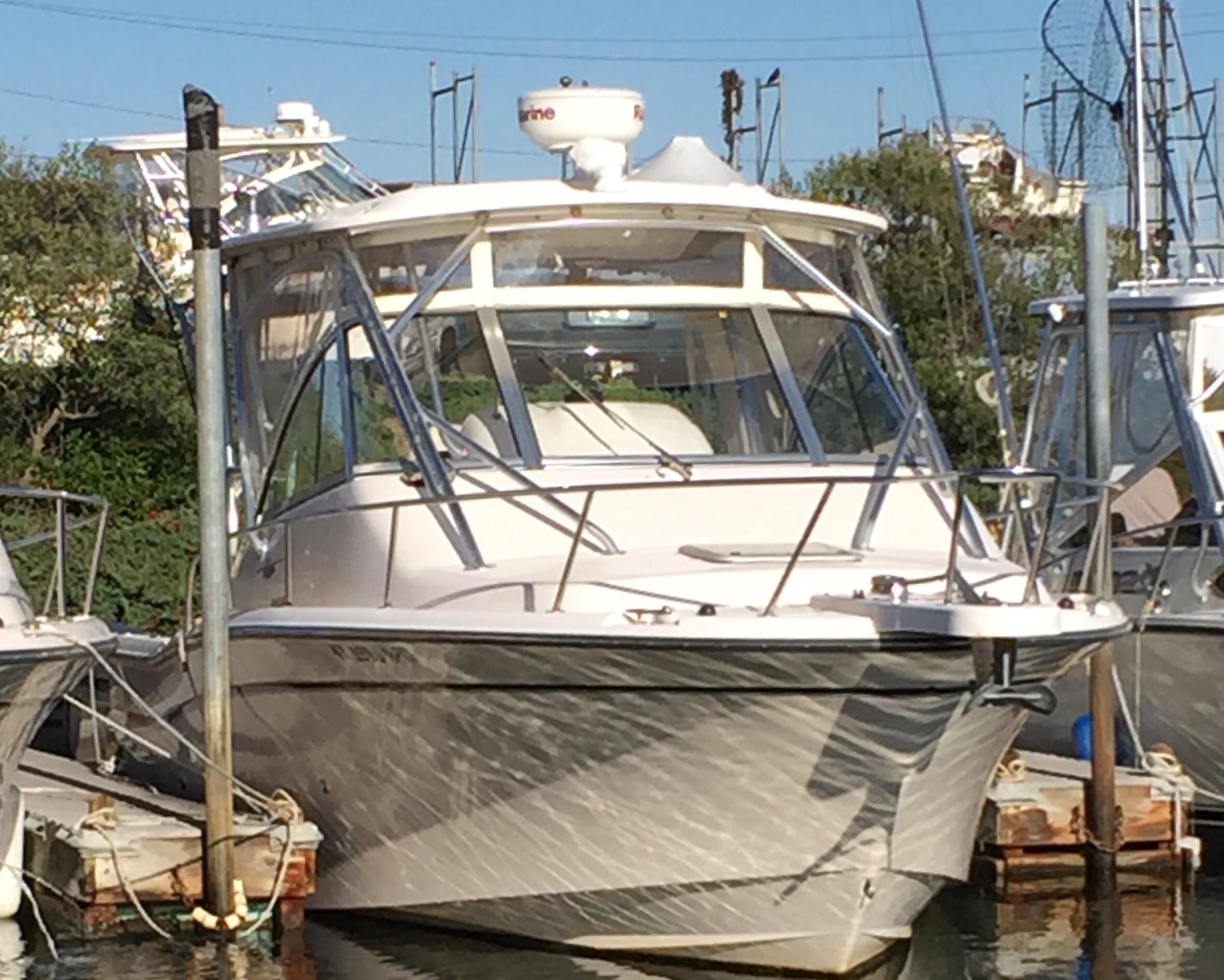 Saltwater fishing boats for sale for Salt water fishing boats