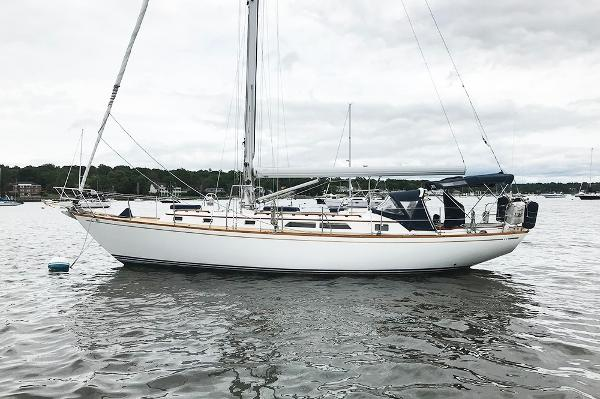 Mason 44 Profile 1