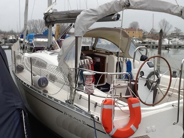 Delphia Yachts Delphia 33 (deriva mobile)