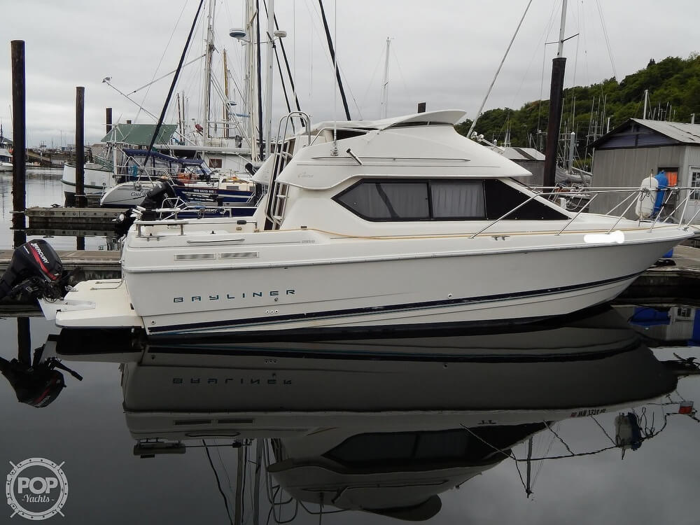 Bayliner Ciera 2858 1996 Bayliner Ciera 2858 for sale in Port Angeles, WA