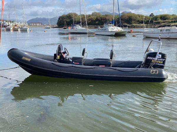 Humber Destroyer 6.0M