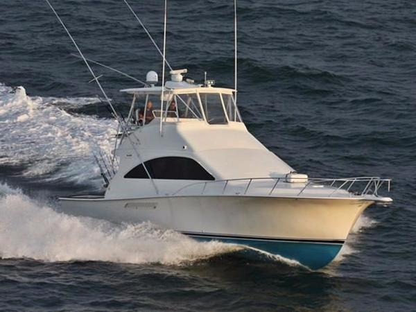 Ocean Yachts 46 Super Sport Profile