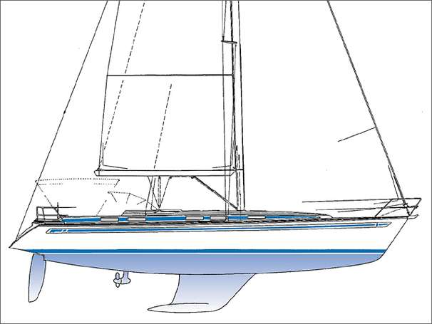 Bavaria 47 Manufacturer Provided Image