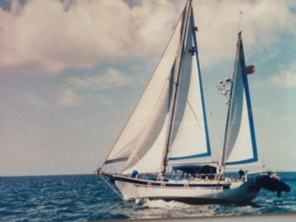 Durbeck D46 Flush Deck Cutter Ketch