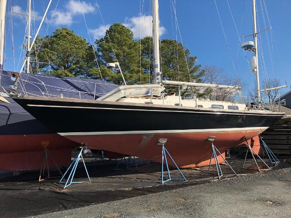 Allied XL2 42 Yawl