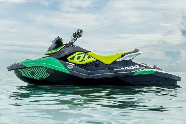 Sea-Doo SPARK TRIXX 2up Manufacturer Provided Image: Manufacturer Provided Image