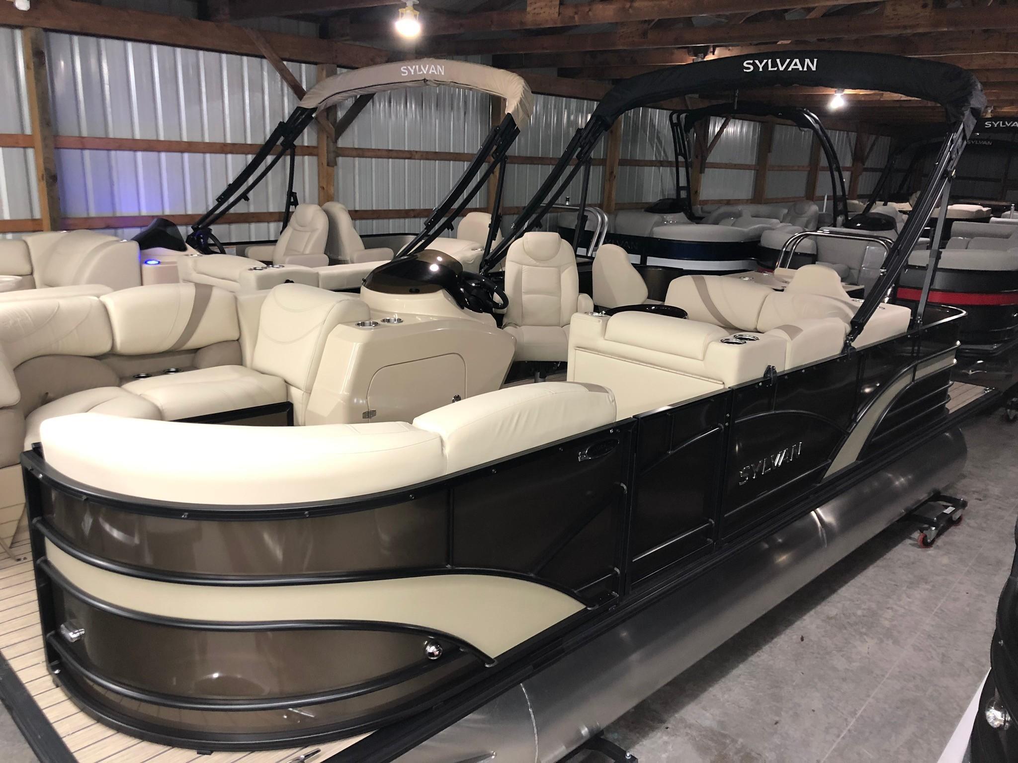 Sylvan 8520 Cruise N Fish LE