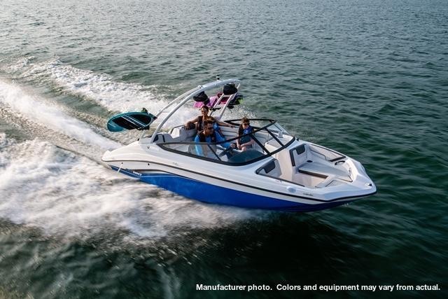 Yamaha Jet Boat 190AR