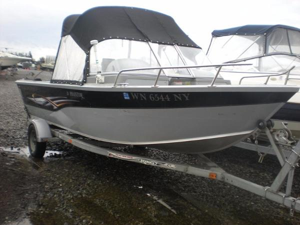 Used smoker craft aluminum fish boats for sale for Aluminum craft boats for sale