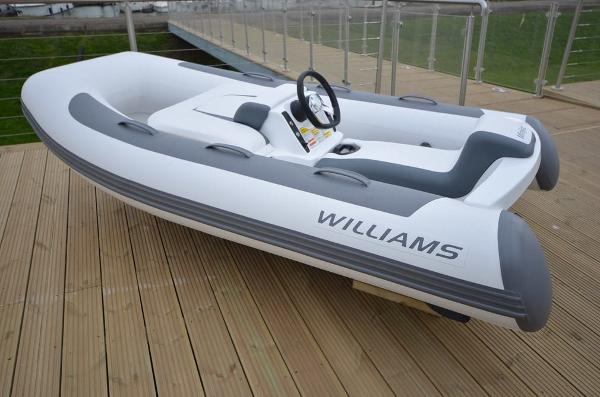 Williams Jet Tenders Minijet 280