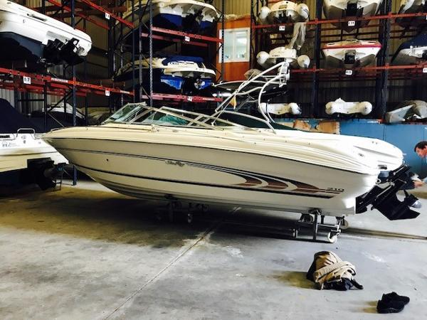 Sea Ray 210 Bow Rider CUATRO
