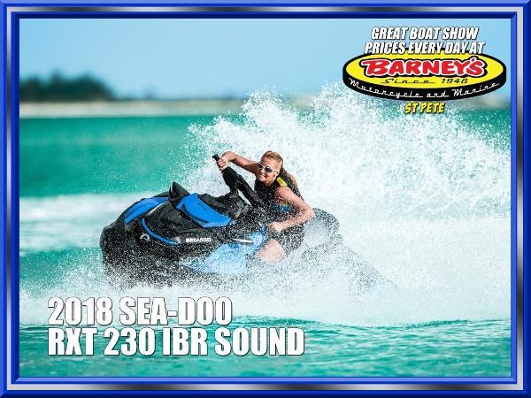 Sea-Doo RXT 230 IBR