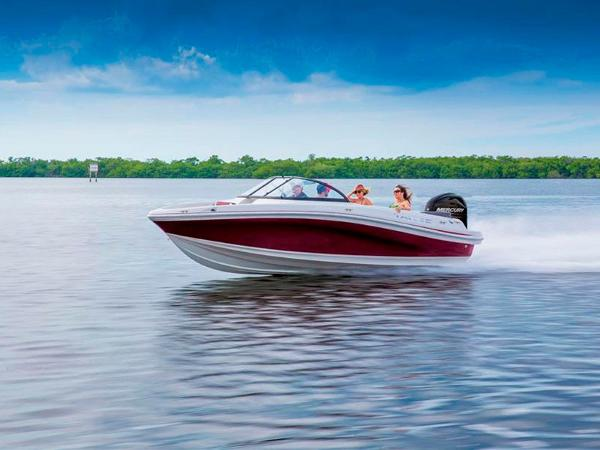 Tahoe 550 TS Outboard