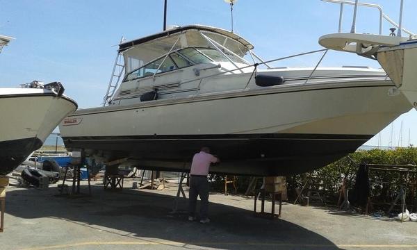 Boston Whaler 31 Express