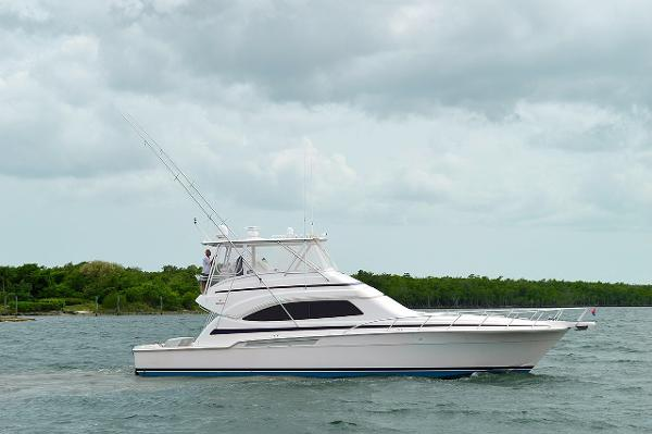 Bertram 570 57' Bertram Motor Yacht SMALL E
