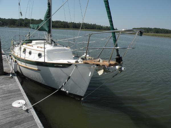 Pacific Seacraft Dana 24