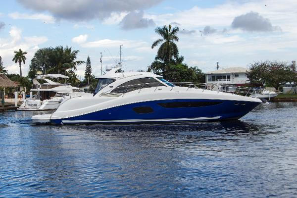 Sea Ray 580 Sundancer 2012 58' Sea Ray Sundancer