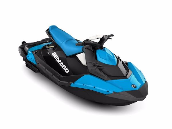 Sea-Doo SPARK™ 3-up Rotax 900 HO ACE IBR & CONV