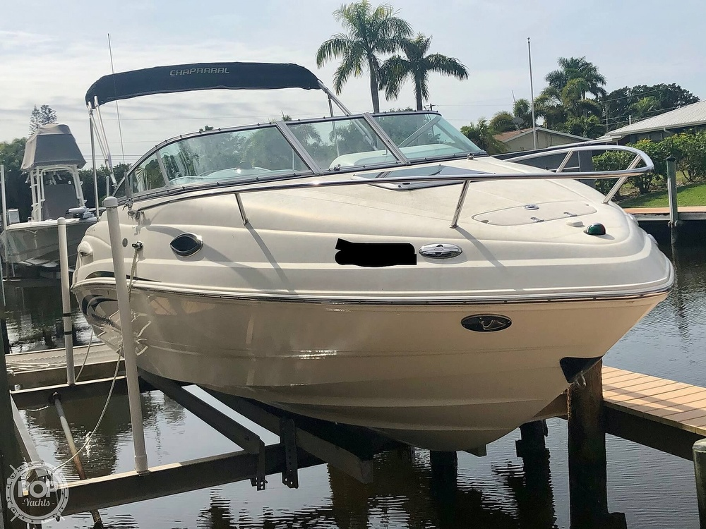 Chaparral 215 SSi 2008 Chaparral 215 SSI for sale in Cape Coral, FL