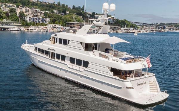 Hatteras 116 Motoryacht