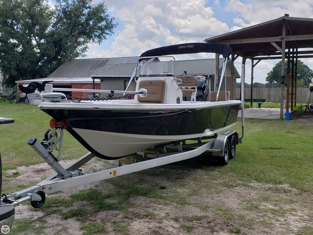 Sea Pro 208 Bay Series 2018 Sea Pro 20 for sale in Plant City, FL
