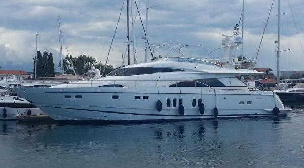 Fairline Squadron 74 Fairline Squadron 74 2005