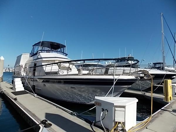 Spindrift Aft Cabin Motor Yacht