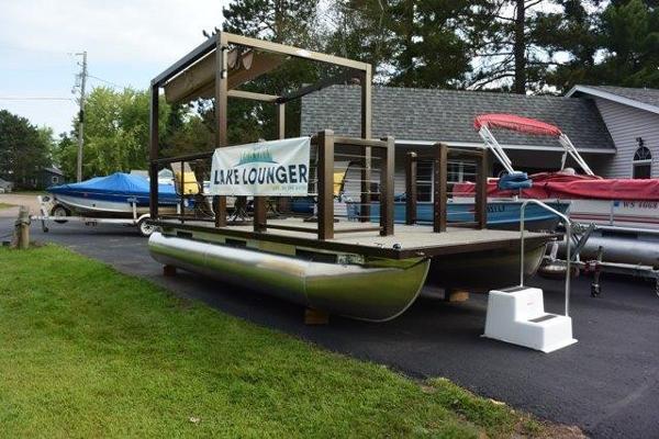 Lake Lounger CRUISE 18