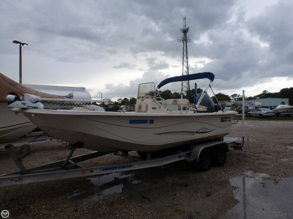 Carolina Skiff 218 DLV 2015 Carolina Skiff 21 for sale in Bonita Springs, FL