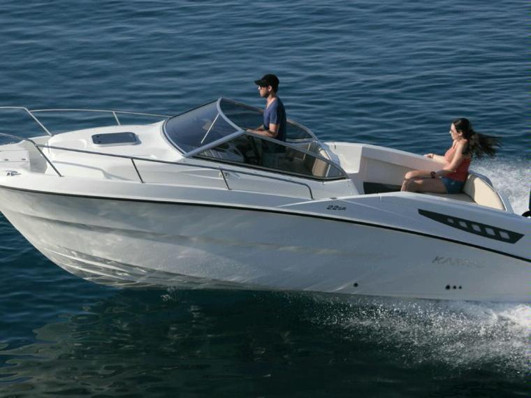 Karnic boats KARNIC 22 RS