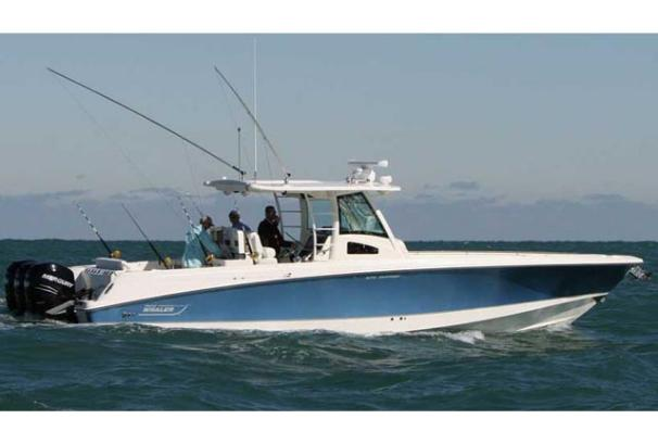 Boston Whaler 370 Outrage Manufacturer Provided Image