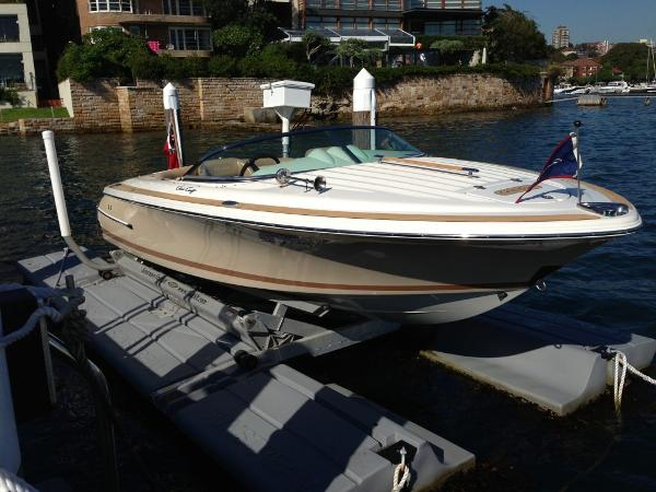 Chris-Craft Woody Speedster