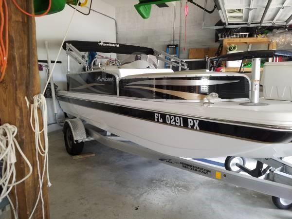 Hurricane 198 Fundeck Hurricane 198 Fundeck
