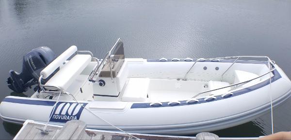 Novurania 550 DL 18'