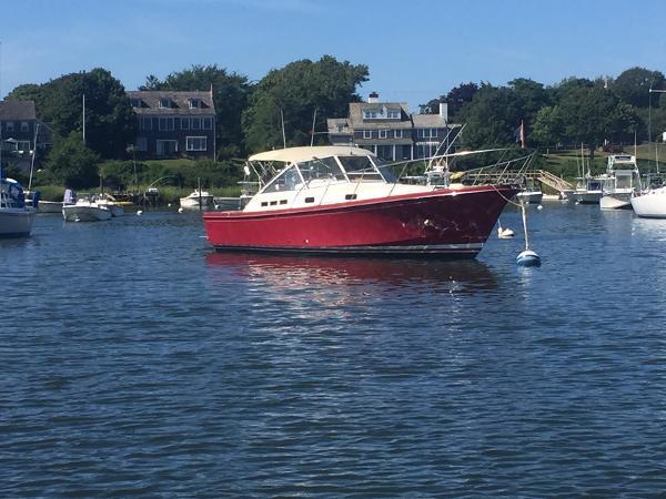 Little Harbor Custom 33 Soft-Top Cruiser