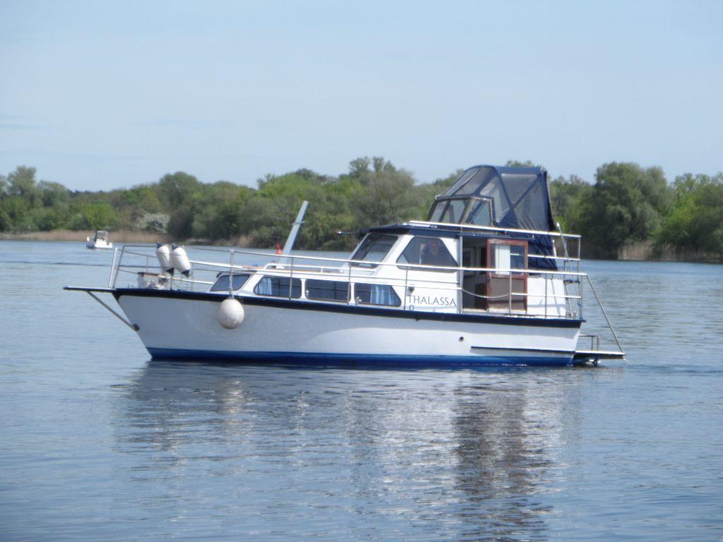 Aquanaut (NL) Aquanaut 890 mit Diesel
