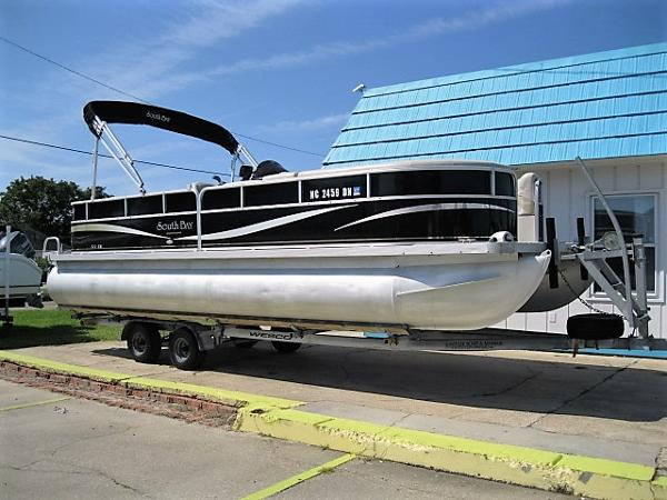 South Bay 522 CR PONTOON