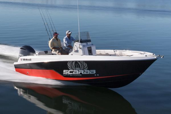 Wellcraft 222 Scarab Offshore