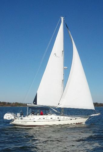 Caliber 47LRC Under Sail - Caliber 47