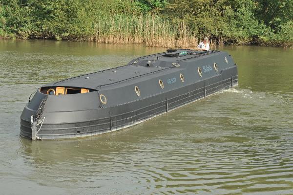 Wide Beam Narrowboat Reeves 58 Walhalla