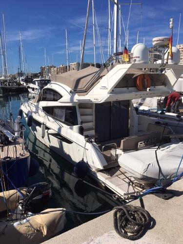 Galeon 420 Fly MY Galeon 420 - 2012 for sale on Mallorca
