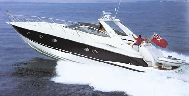 Sunseeker Predator 56 Manufacturer Provided Image