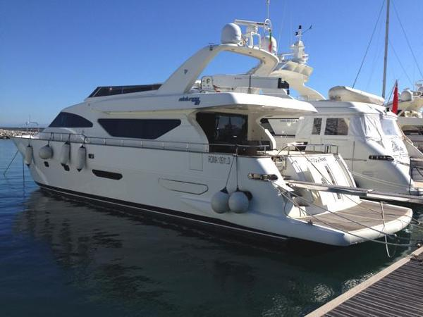 Alalunga 78 Alalunga 78 - YEAR 2007 - Blu Yachts