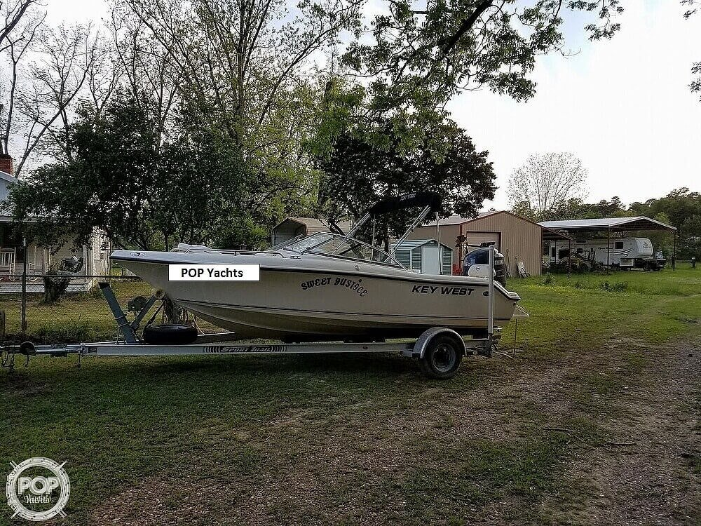 Key West 186 Dc 2007 Key West 186DC for sale in Turkey Creek, LA